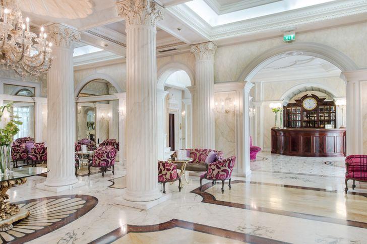 Grand Hotel Des Bains foto 3