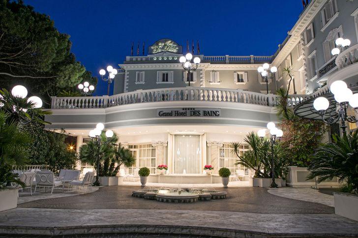 Grand Hotel Des Bains foto 19