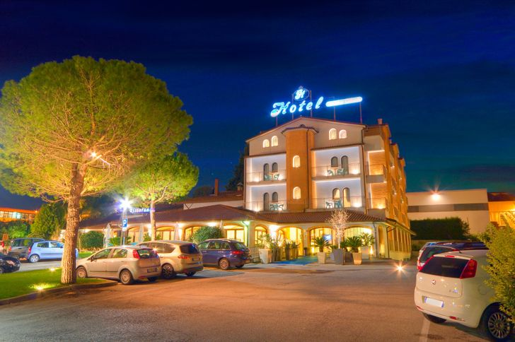 Hotel Cristoforo Colombo foto 4