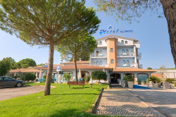 Hotel Cristoforo Colombo foto 2