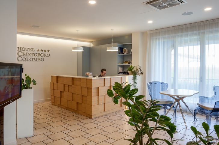 Hotel Cristoforo Colombo foto 6