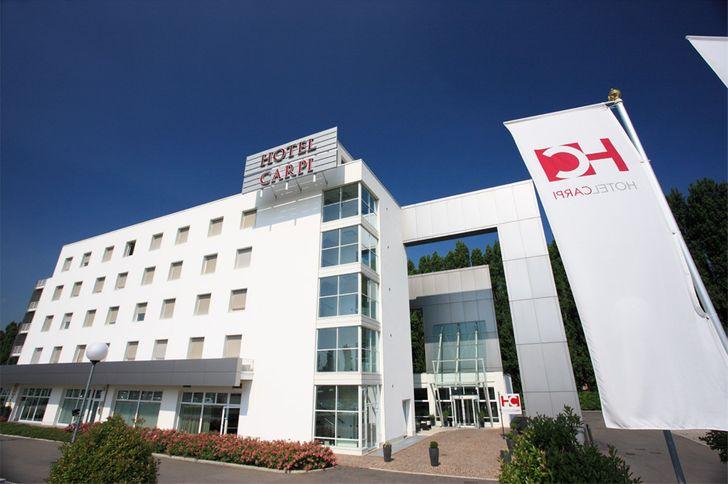 Hotel Carpi foto 1