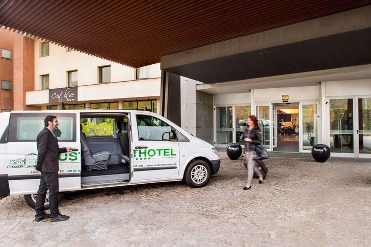 Just Hotel Lomazzo Fiera foto 18