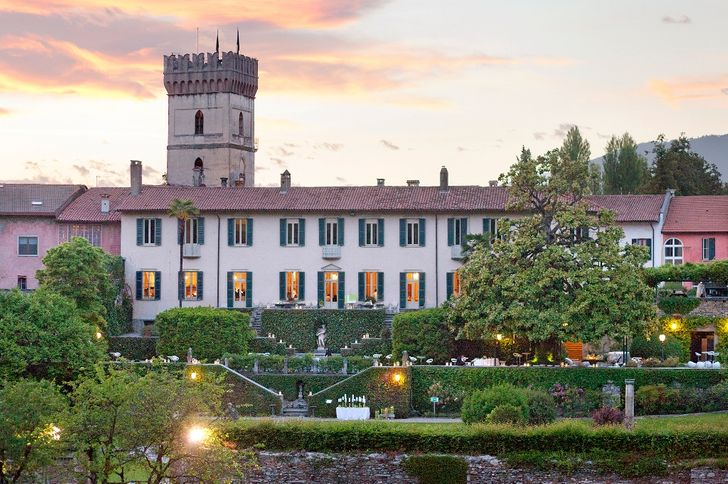 Villa Bossi foto 1