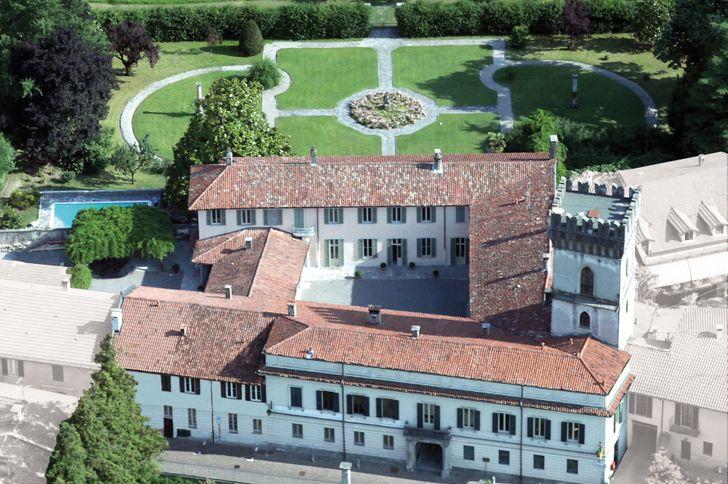 Villa Bossi foto 2