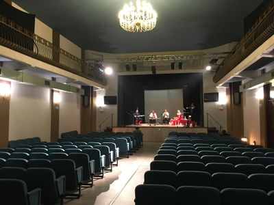 sale meeting e location eventi Torino - Alfa Teatro