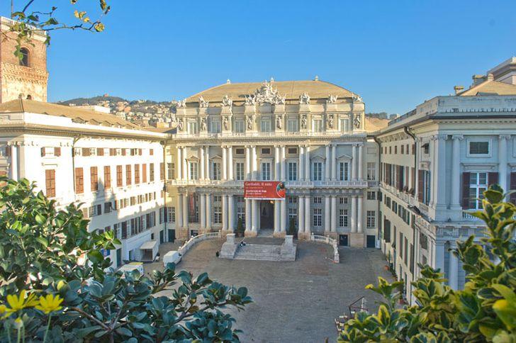 Palazzo Ducale Genova foto 1
