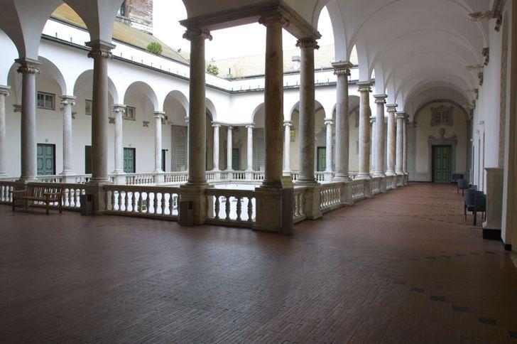 Palazzo Ducale Genova foto 4