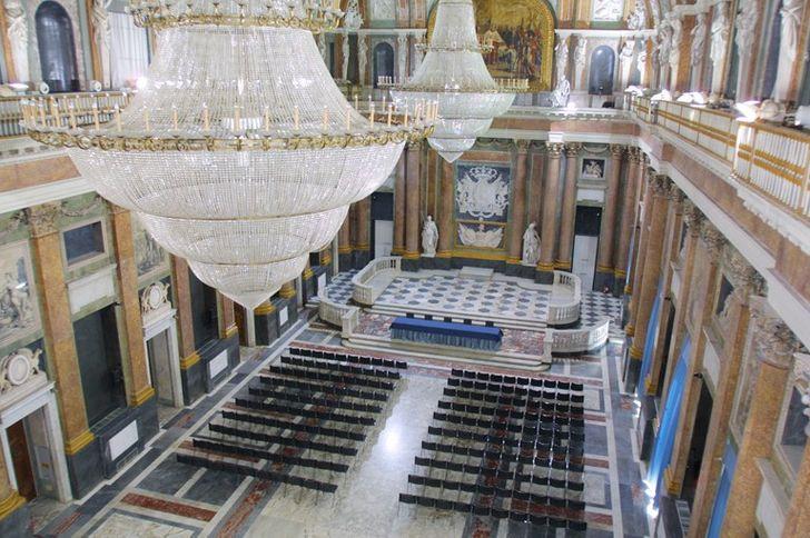Palazzo Ducale Genova foto 5