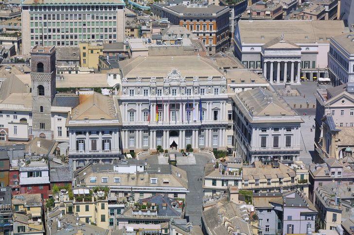 Palazzo Ducale Genova foto 3