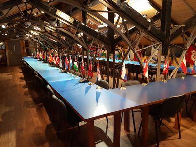 sale meeting e location eventi Napoli - Museo della Pace - MAMT