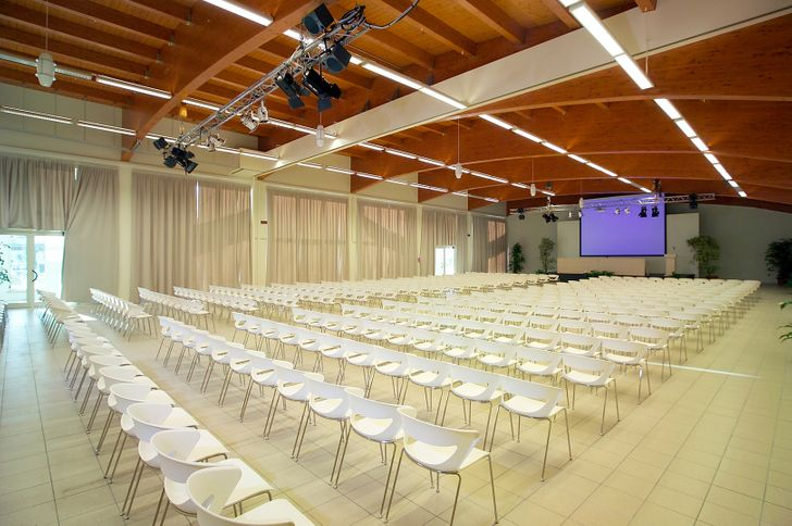 Palazzo dei Congressi foto 3