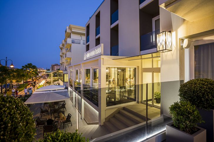 Hotel Vistamare & SPA foto 1