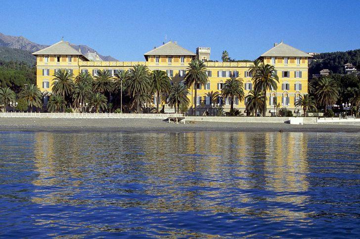 Grand Hotel Arenzano foto 1