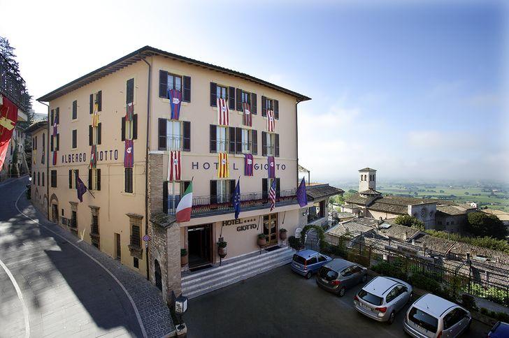 Hotel Giotto Assisi foto 1