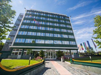 sale meeting e location eventi Milan - Hotel Alga