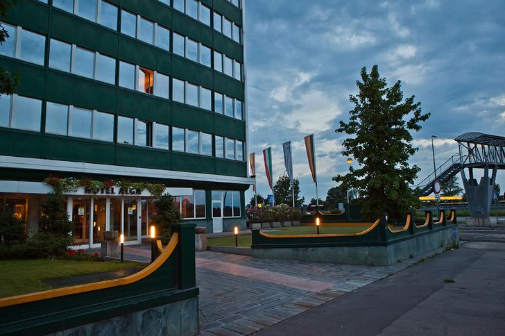 Hotel Alga foto 2