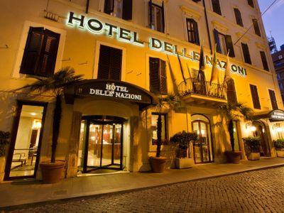 sale meeting e location eventi Roma - Hotel Delle Nazioni