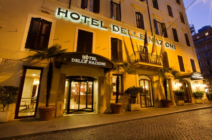 Hotel Delle Nazioni foto 1