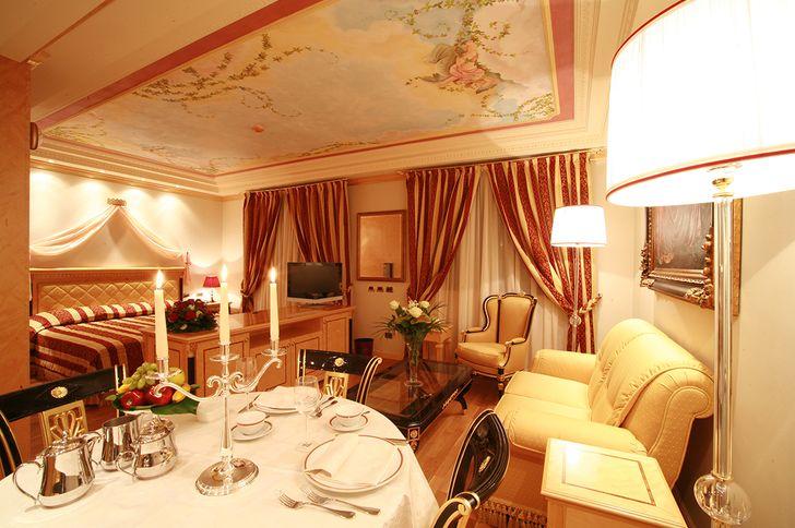 Grand Hotel del Parco - Bergamo Airport foto 10