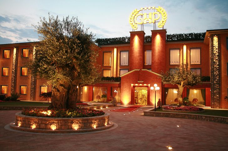 Grand Hotel del Parco - Bergamo Airport foto 2