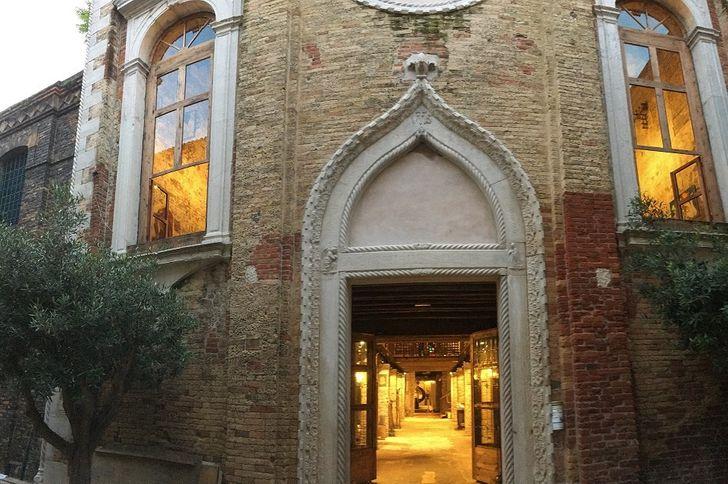 Ex Chiesa di Santa Chiara foto 2