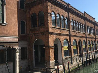 sale meeting e location eventi Venezia - The Glass Cathedral - Santa Chiara