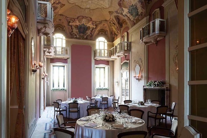 Hotel Villa Porro Pirelli foto 9