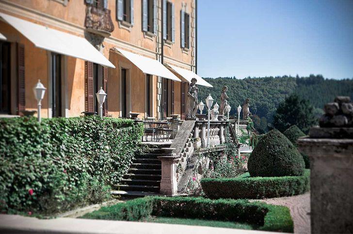 Hotel Villa Porro Pirelli foto 2