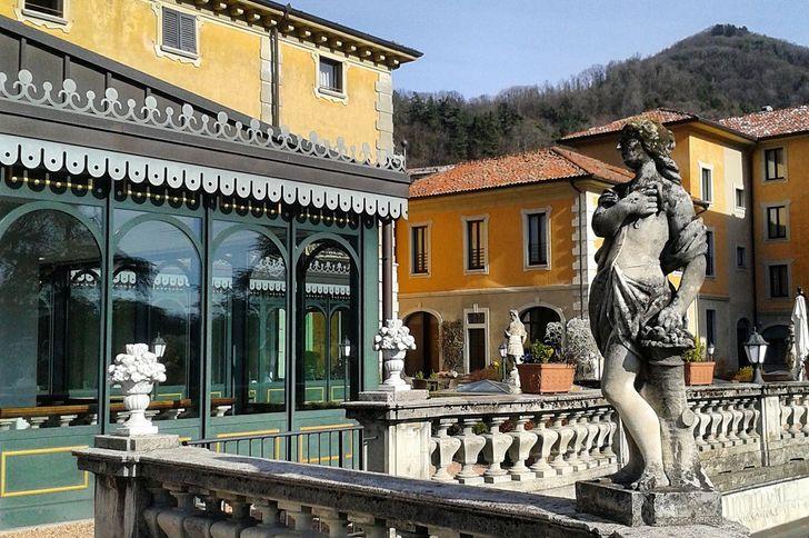 Hotel Villa Porro Pirelli foto 8