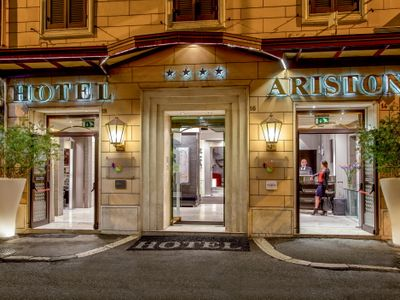 sale meeting e location eventi Roma - Hotel Ariston