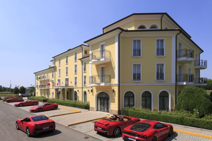 Hotel Maranello Palace foto 1