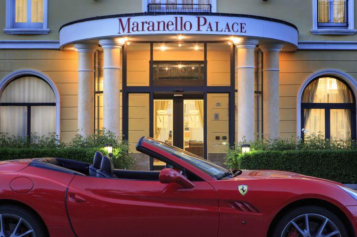 Hotel Maranello Palace foto 2