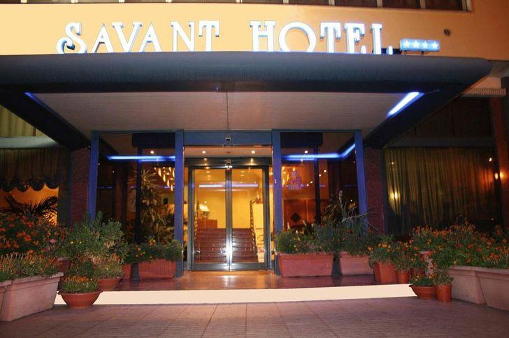 Hotel Savant foto 1