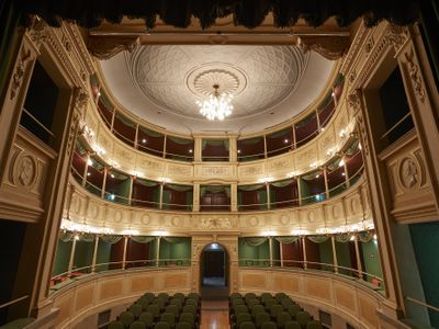 sale meeting e location eventi Milan - Teatro Gerolamo