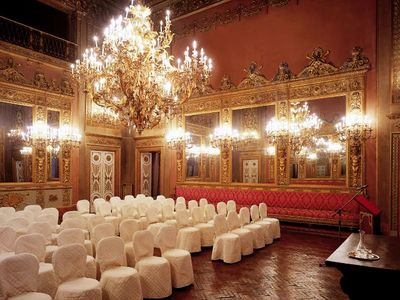 sale meeting e location eventi Florence - Palazzo Borghese