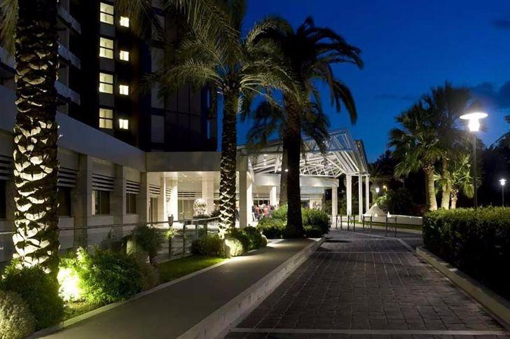 Ergife Palace Hotel foto 1