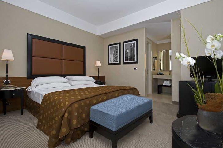 Hotel Ergife Di Via Aurelia