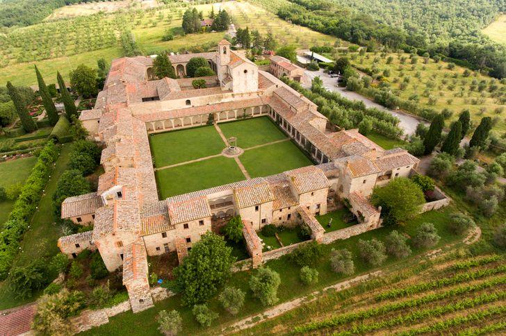 Certosa di Pontignano foto 1