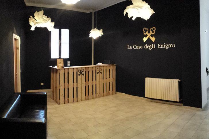 La Casa degli Enigmi foto 1