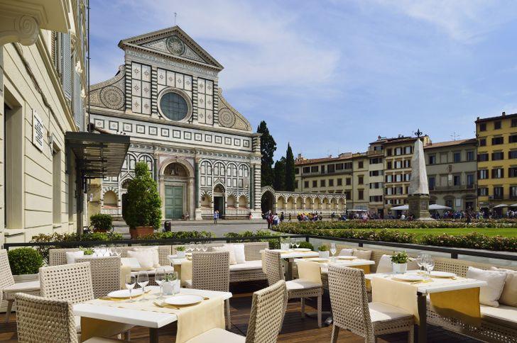 Grand Hotel Minerva foto 4
