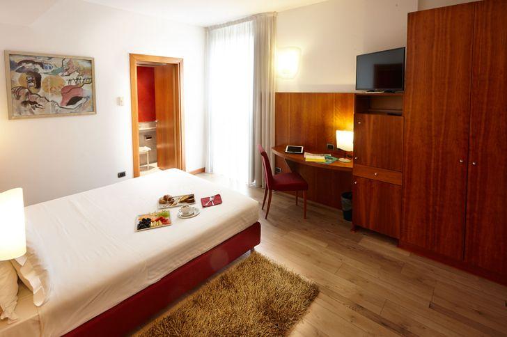 Vicenza Tiepolo Hotel foto 37