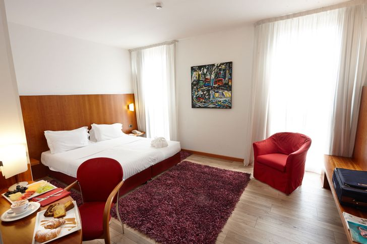 Vicenza Tiepolo Hotel foto 30