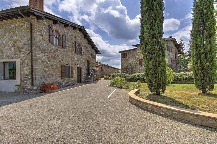 Residence Borgo Romena foto 12