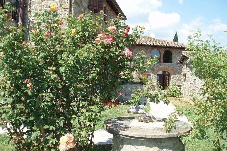 Residence Borgo Romena foto 3