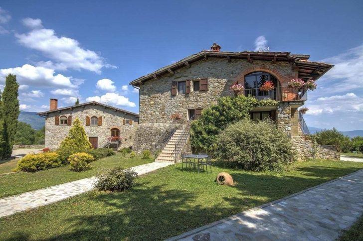 Residence Borgo Romena foto 1