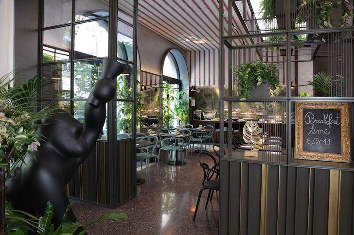 Hotel Sanpi Milano foto 10