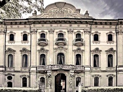 sale meeting e location eventi Torino - Circolo della Stampa - Palazzo Ceriana Mayneri