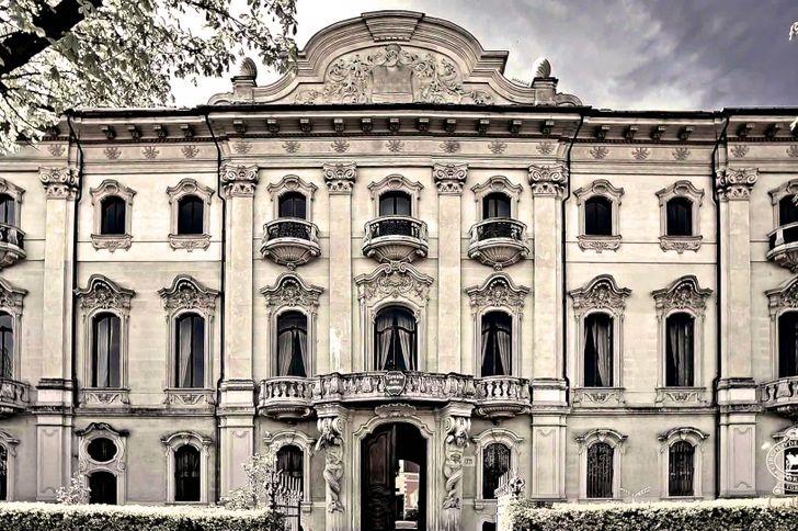 Circolo della Stampa - Palazzo Ceriana Mayneri foto 1
