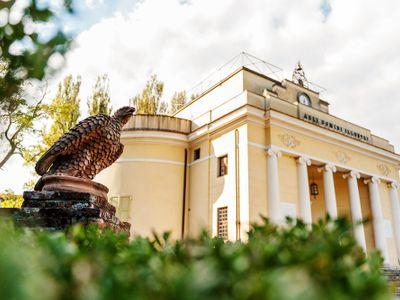 sale meeting e location eventi Pistoia - Parco Puccini - Bonacchi